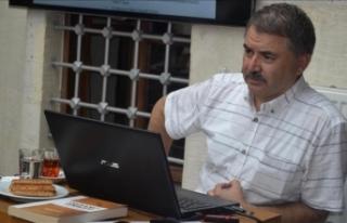 Tarih araştırmacısı Orhan Sakin: Sarayda Farsça...