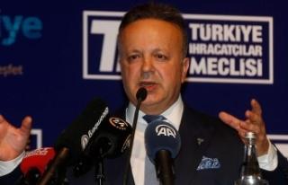 TİM Başkanı İsmail Gülle, AA Finans Masası'na...
