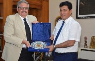 'Türk turizm endüstrisine katkı sağlamaya...