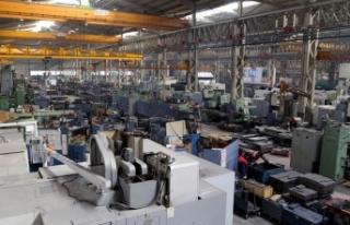 Türkiye'nin makine ihracatı ilk yarıda 8,3...