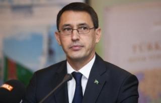Türkmenistan'da 'Amul-Hazar Çöl Rallisi...