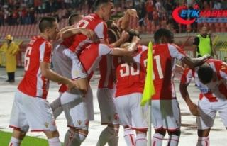 UEFA Şampiyonlar Ligi 2. ön eleme turu maçları...
