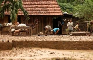 Vietnam'da sel: 3 ölü