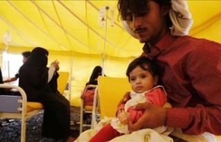 Yemen'de 132 kişi dang humması hastalığına...