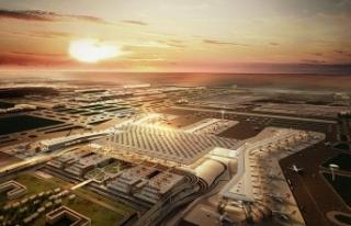 Yeni Havalimanı'ndan ilk uçuşların hedefi...