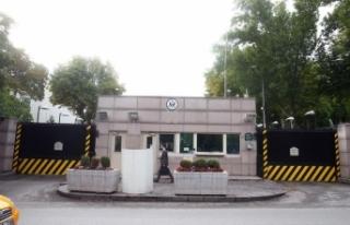 ABD'nin Ankara Büyükelçiliği: ABD Türkiye'nin...