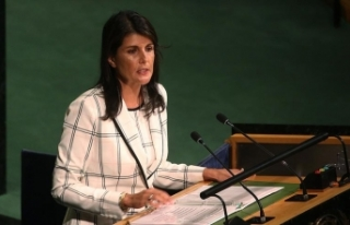 ABD'nin BM Daimi Temsilcisi Haley: Myanmar'daki...