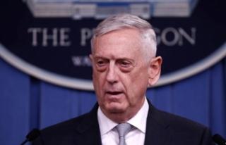 ABD Savunma Bakanı James Mattis: Suriye'nin...
