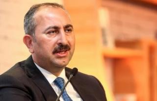 Adalet Bakanı Gül'den ABD'nin kararına...