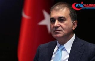 AK Parti Sözcüsü Çelik: ABD Büyükelçiliğine...