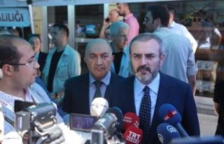 AK Parti Genel Başkan Yardımcısı Ünal: Kur atağı...