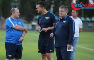 Akhisarspor Teknik Direktörü Susic: Tek amacımız...