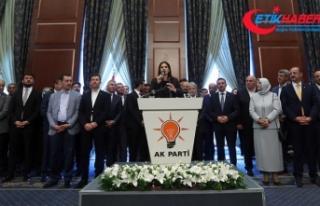 AKP'li Sarıeroğlu: Türkiye olarak bizi yolumuzdan...