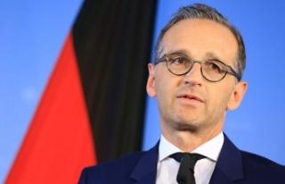 Almanya Dışişleri Bakanı Maas: ABD'nin yaptırımları...
