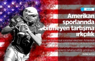 Amerikan sporlarında bitmeyen tartışma ırkçılık