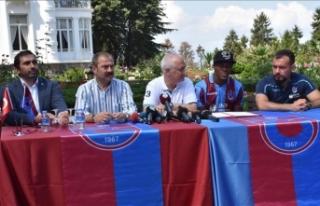 Anthony Nwakaeme Trabzonspor'da