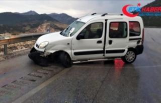Bayram tatilinin beşinci gününde trafik kazaları...