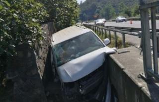 Bayram tatilinin yedinci gününde trafik kazaları...