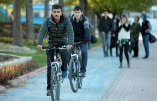 Belediyelere 'bisiklet yolu' ve 'gürültü...