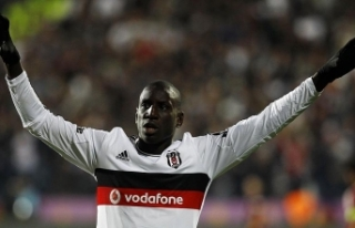 Beşiktaş'tan Demba Ba'ya destek