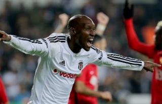 Beşiktaşlı futbolcu Atiba Hutchinson: Takıma katkı...