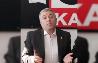 CHP'li Arık'tan ekonomi eleştirisi