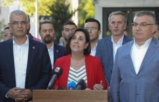CHP Parti Meclisi Üyesi Usluer: İmza veren 630 delegemiz...