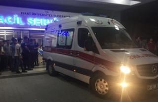 CHP Tunceli Milletvekili Şaroğlu Ankara'ya...