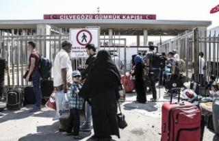 Cilvegözü Sınır Kapısı bir hafta kapalı olacak