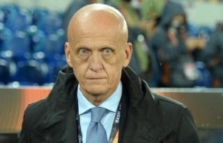 Collina UEFA'daki görevini bıraktı