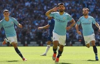 Community Shield Manchester City'nin