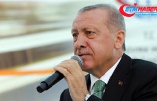 Cumhurbaşkanı Erdoğan: FETÖ'cülerle ilgili...