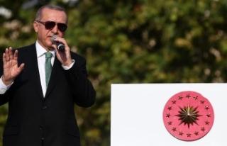 Cumhurbaşkanı Erdoğan'ın bir torunu daha...