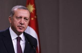 Cumhurbaşkanı Erdoğan: Milletimizin bin yıldır...