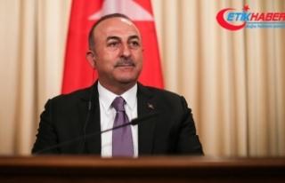 Dışişleri Bakanı Çavuşoğlu: İdlib'de...