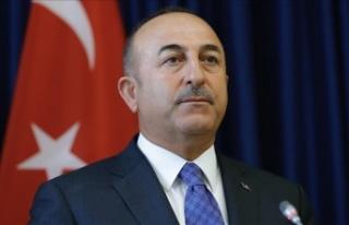 Dışişleri Bakanı Çavuşoğlu: Siyasi engeller...