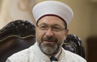 Diyanet İşleri Başkanı Ali Erbaş: Kontrol ve...