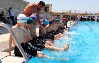 Diyarbakır'da binlerce çocuk yaz spor okullarıyla...