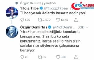 """""""Dolar Basalım"""" Diyen Yıldız Tilbe'ye..."""