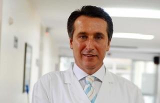 Duktoskopi cihazı çalınan Prof. Dr. Bender: Hastalarımı...