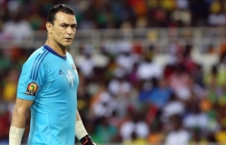 Dünya Kupası rekortmeni Al-Hadary milli takımı...