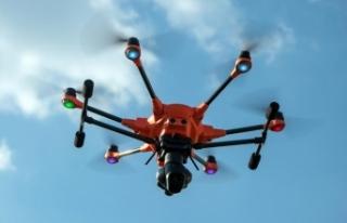 Dünyanın en hızlı drone'ları İstanbul Yeni...