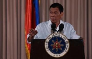 Duterte'den Çin'e Güney Çin Denizi uyarısı