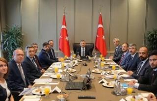 'e-Devlet Değerlendirme' toplantısı Oktay...
