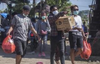 Endonezya'daki depremde ölü sayısı 436'ya...