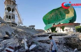 Endonezya'daki depremde ölü sayısı 387'ye...
