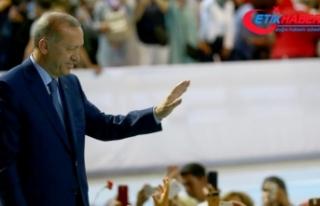 Erdoğan: Amerika'nın Adalet ve İçişleri...