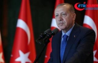 Erdoğan: Amerika'nın elektronik ürünlerine...