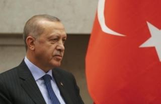 Cumhurbaşkanı Erdoğan yarın Kırgızistan'a...