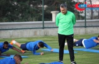 Erzurumspor Teknik Direktörü Altıparmak: Hedefimiz...